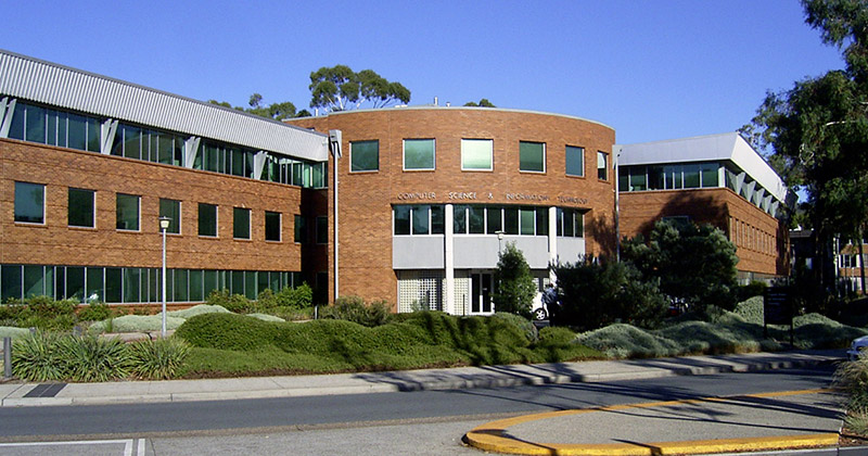 ANU Computer Science and Information Technology Building