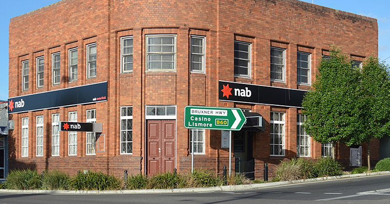 NAB Tenterfield Branch