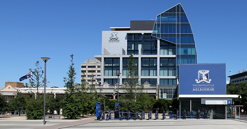 Alan Gilbert Building, University of Melbourne