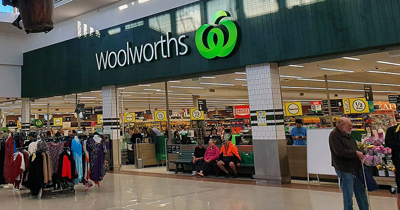 Woolworths Supermarket Ipswich