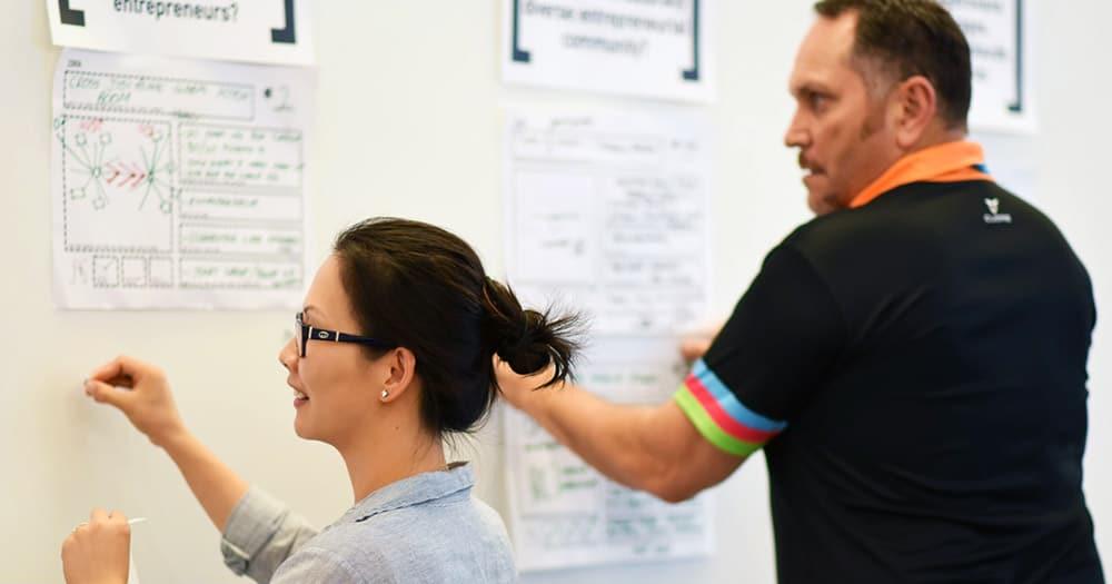 Entrepreneur classroom
